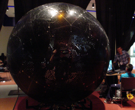 gadgetoff 2007 game sphere