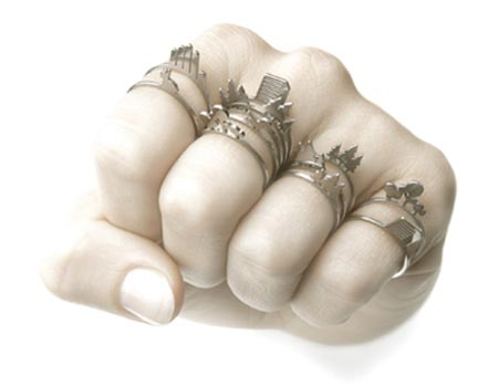 handscape rings zlda