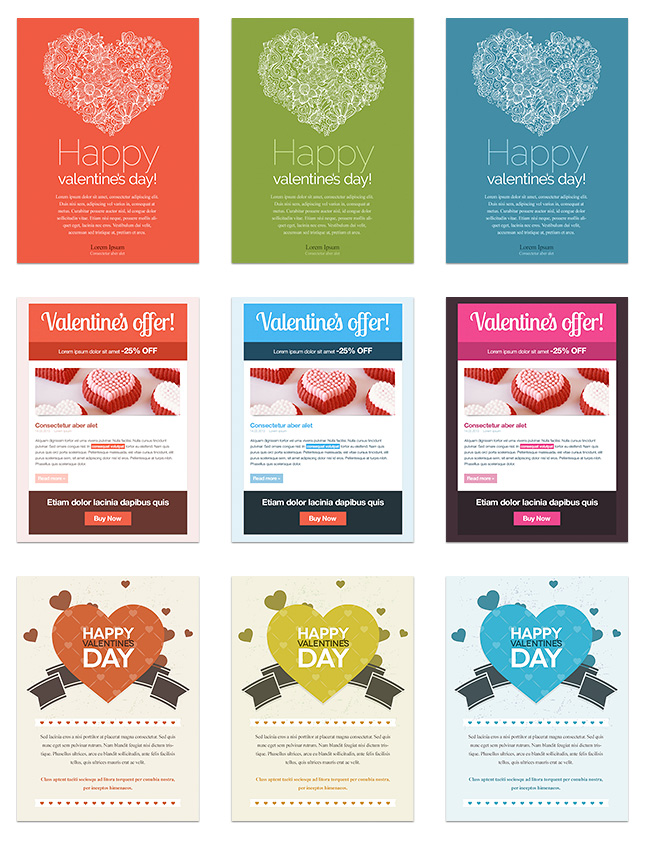 Tips For Email Newsletter Design Designz By Jamz - Web design email marketing templates
