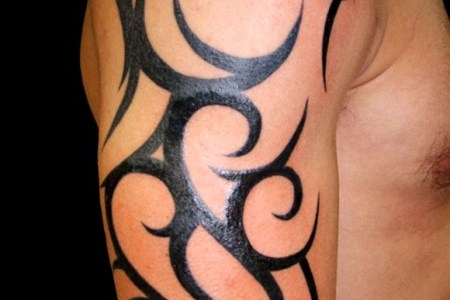 a great tribal tattoo