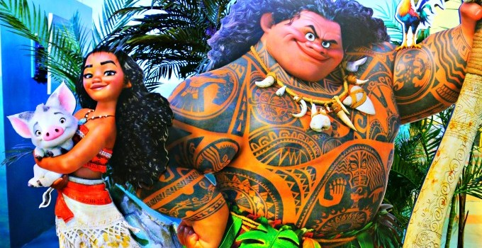 Voyage Across the Pacific – Get an Early Look at Moana