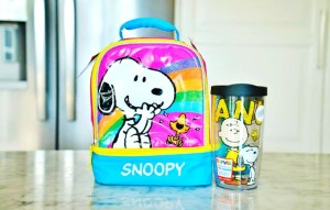 Back to School with The Peanuts Gang Giveaway