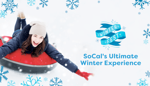 Join the Tons of Family Fun at Winter Fest 2016! #WinterFestOC