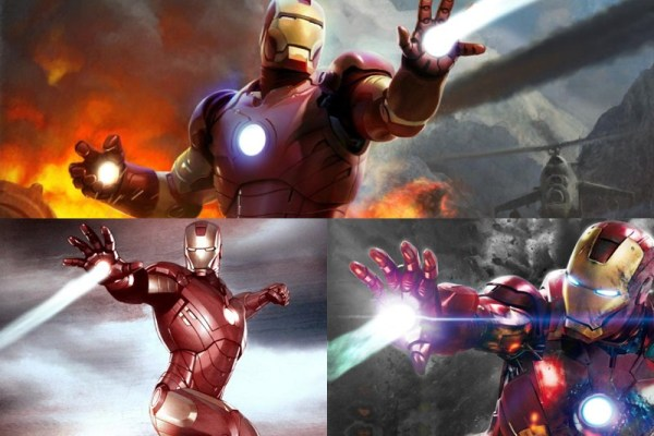 Iron Man Animated Wallpaper Preview