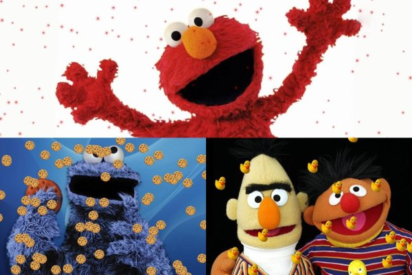 Sesame Street Animated Wallpaper Preview