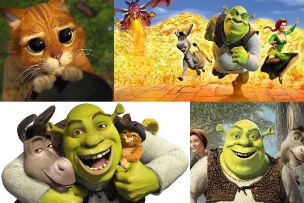 Shrek Animated Wallpaper Preview