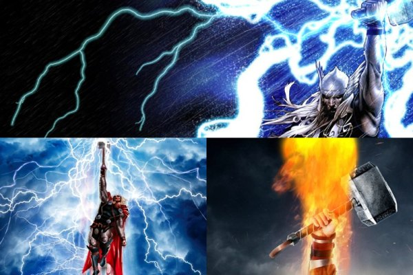 Thor Animated Wallpaper Preview