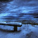 Cold Winter Animated Wallpaper