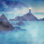 Lonely Lighthouse Animated Wallpaper