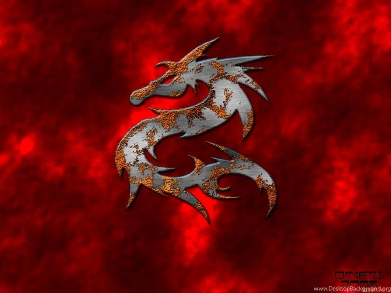 Large Of Red Dragon Wallpaper