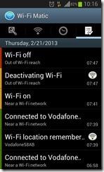 wifi matic 7