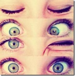 ojos retrica
