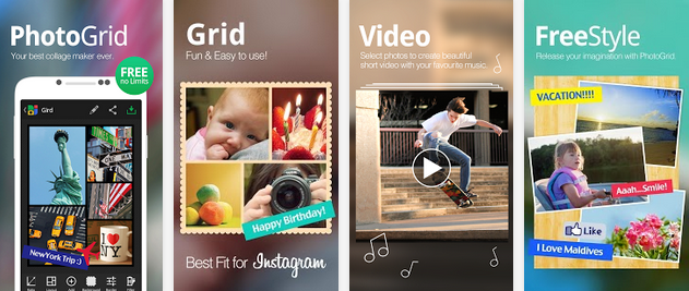Crear Collages en Android