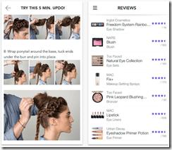 como hacer peinados en iPhone