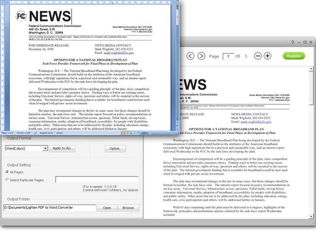 lighten PDF