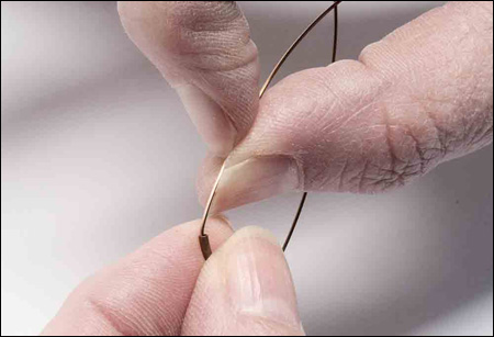jewelry straightening tip