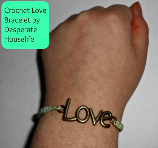 crochet love bracelet 9