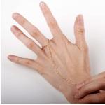 diy hand chain