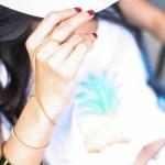 hand chain ring bracelet