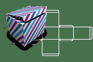 Free Gift Box Template Maker