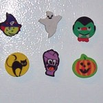 How to Make Halloween Magnets