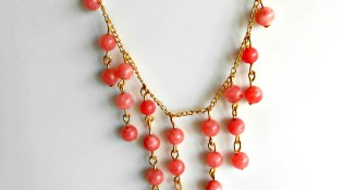 #DIY #Beaded #Statement #Necklace