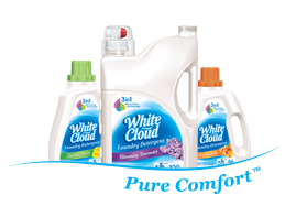 White Cloud: Dare to Compare