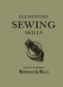 Elementary Sewing Skills Book Review