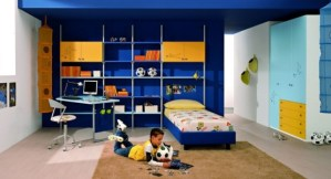 Designing A Bedroom Your Son Will Love
