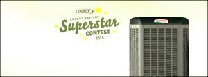Lennox Energy Savings Superstar Contest #EnergySavingsSuperstar
