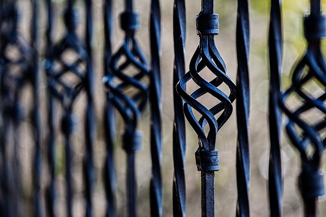 Tackling Rust on Your Wrought Iron