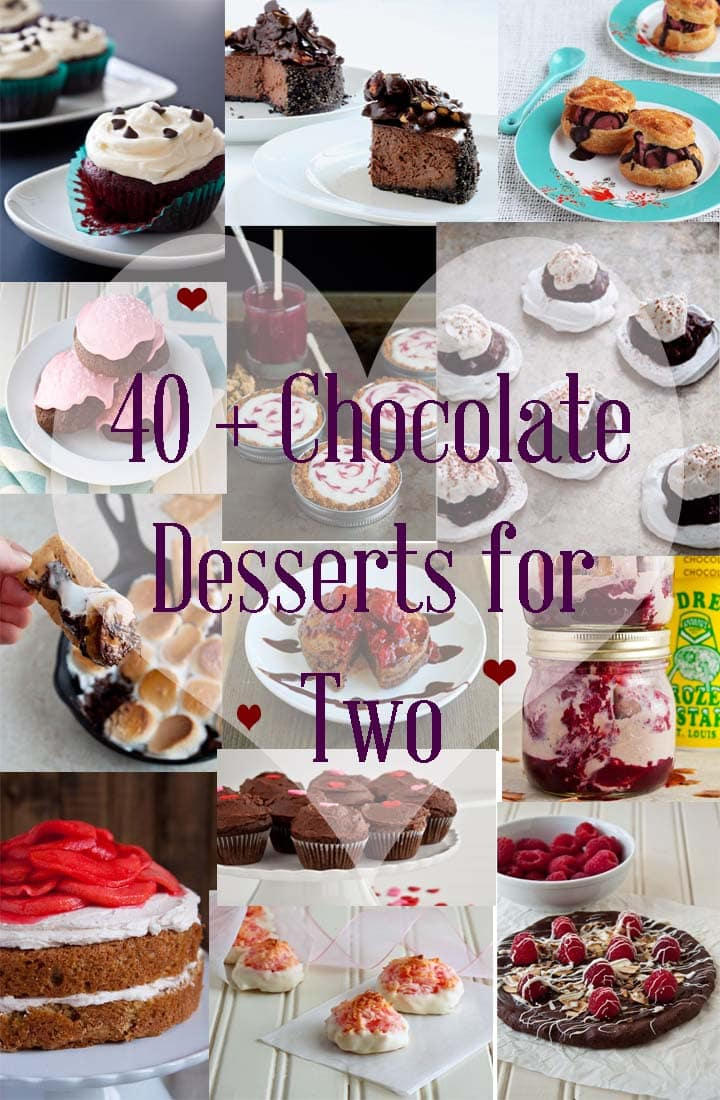 Large Of Dessert For Two