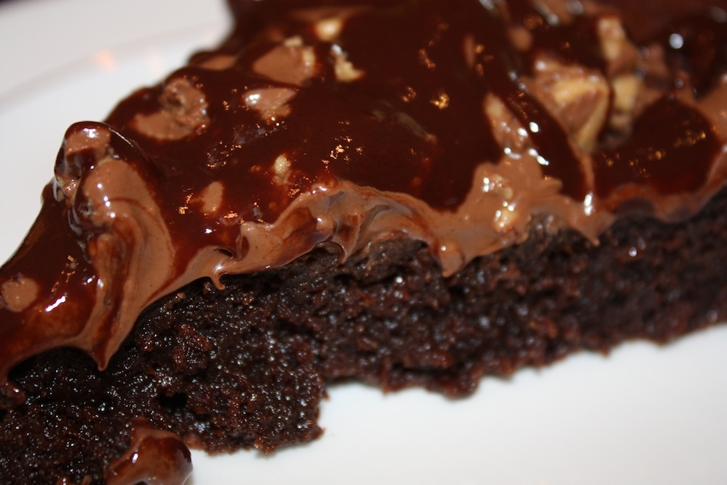 Desserts Required - Chocolate Peanut Butter Explosion