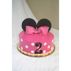 Small Crop Of Minnie Mouse Cakes