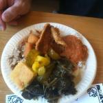 Duke's of Summerville - BBQ Plate