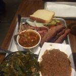 3 Meat Plate from Swig & Swine in Charleston, SC