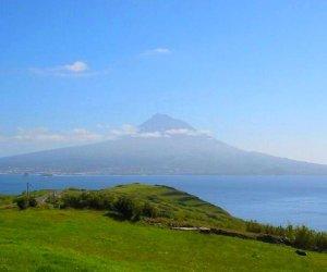 No trilho dos Vulcões, passeios nos Açores