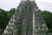 Parque Nacional de Tikal - Guatemala