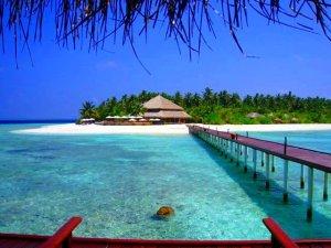 Saldos para as Maldivas