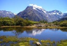 Roteiros turísticos na Nova Zelândia