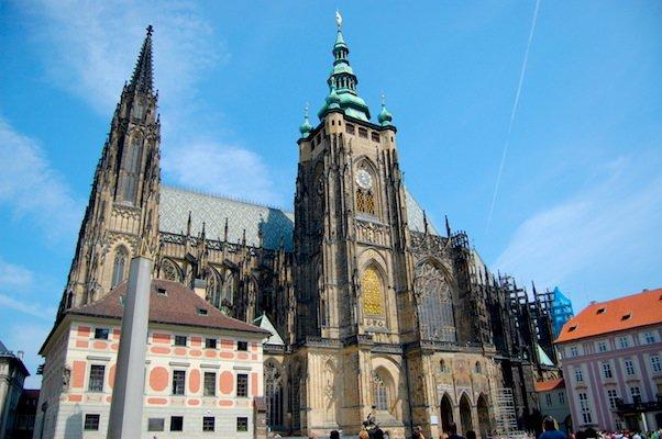 Capitais da Europa Central - Praga