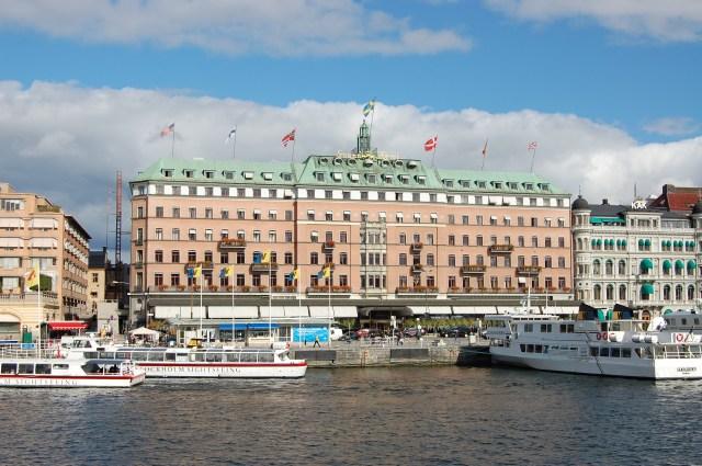 Férias no Norte da Europa - Estocolmo