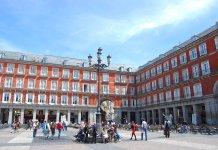 Voos Lisboa-Madrid na Iberia