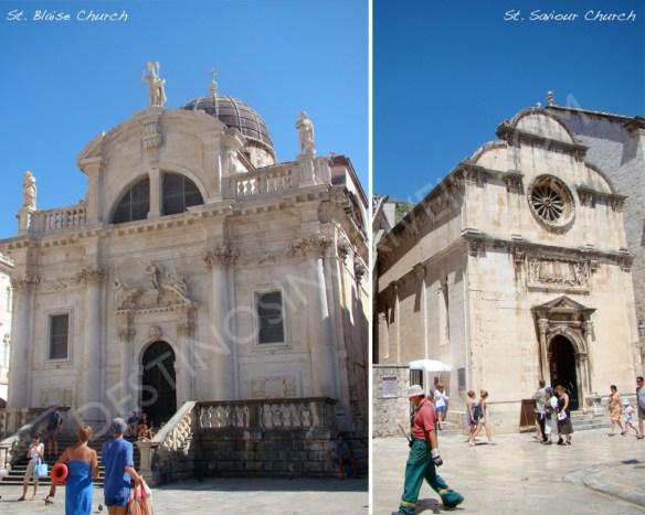 St Blaise_St Saviour_Dubrovnik