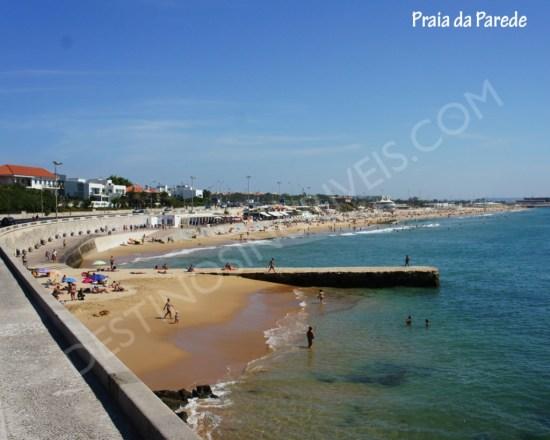 Praia Parede