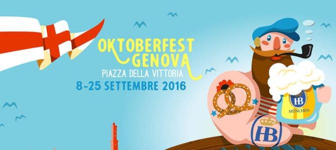 Oktoberfest Gênova, o Festival da Cerveja na Itália