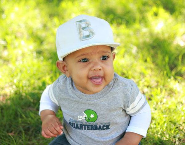 Family History: Babys First Baseball Cap