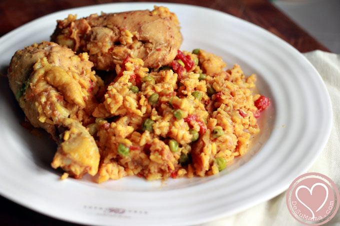 cuban arroz con pollo, arroz con pollo recipe, food culture, food traditions, latino family recipes, Smart & Final, Recipe, Dinner
