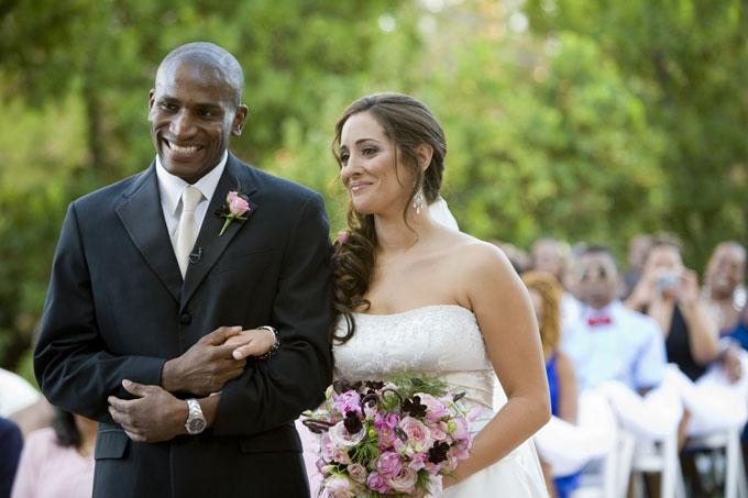 Our Wedding Story The Ceremony De Su Mama