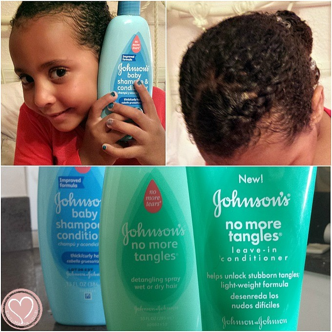 Easy Hairstyles For Biracial Children mixed hair care tips: easy side ...